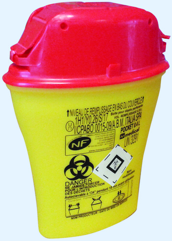 Needle container - 350 ml (image)