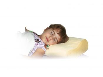 Ergonomic pillow (image)