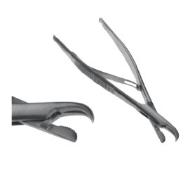 Michel forceps (image)