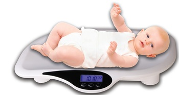 Babycomed baby scale (image)