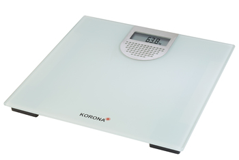 Electronic speaking glass scale (image)