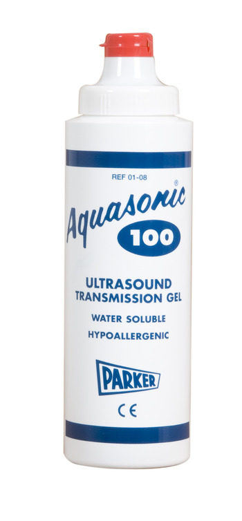 "Contact gel - ""Parker Aquasonic 100"" (image)"